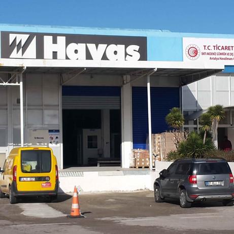 HAVAŞ / ANTALYA HAVALİMANI