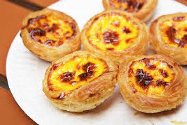 Pastel de nata - Portuguese Egg Tart
