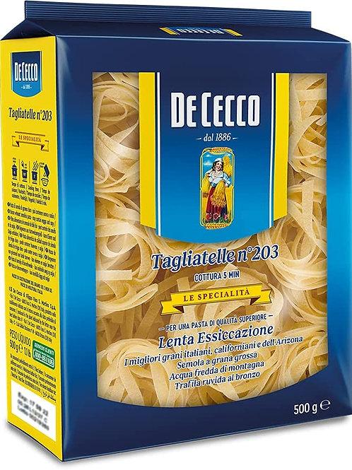 Tagliatelle De Cecco