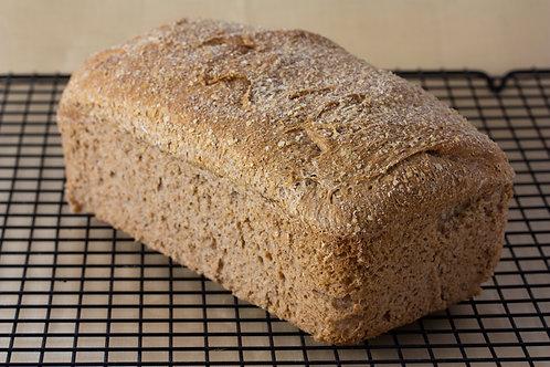 Wholewheat Sourdough Loaf