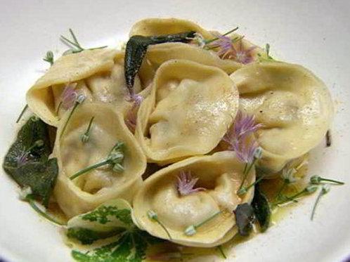 Eggplant Tortelloni