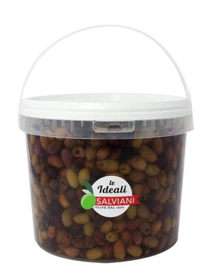 Salviani Kalamata Olives 1.5 kg