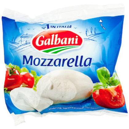 Mozzarella Galbani / Price per piece (125 gr)