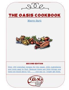 The Oasis Cookbook