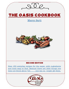 The Oasis Cookbook