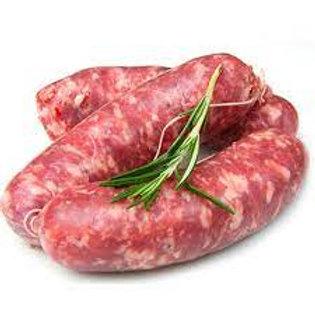 Italian Sausages Plain