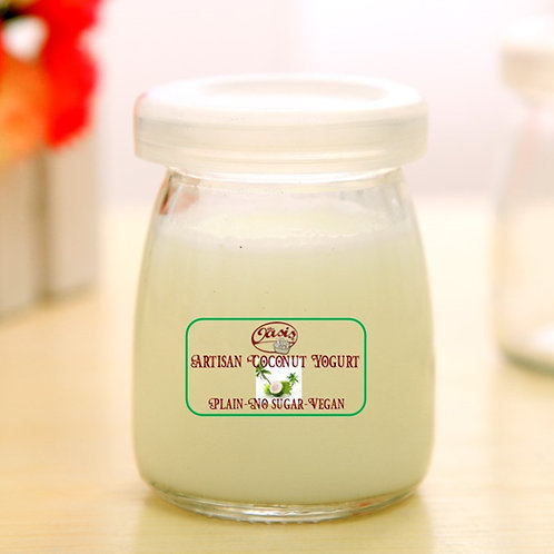 Artisan Vegan Coconut Yogurt