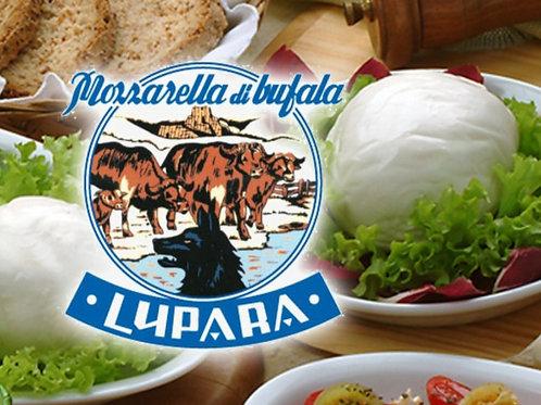 Buffalo Mozzarella Lupara 250 grams/2 balls bag
