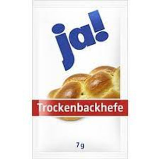 Ja Trocken Backhefe , yeast