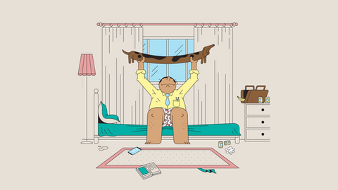An Instant Guide to Staying Home