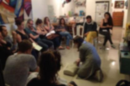 טיפול טבעי בתינוק מרכז תל אביב