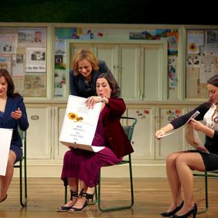 Calendar Girls (play) The Royal Alexandra Theatre Toronto
