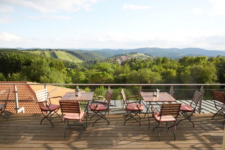 Panorama Terrasse