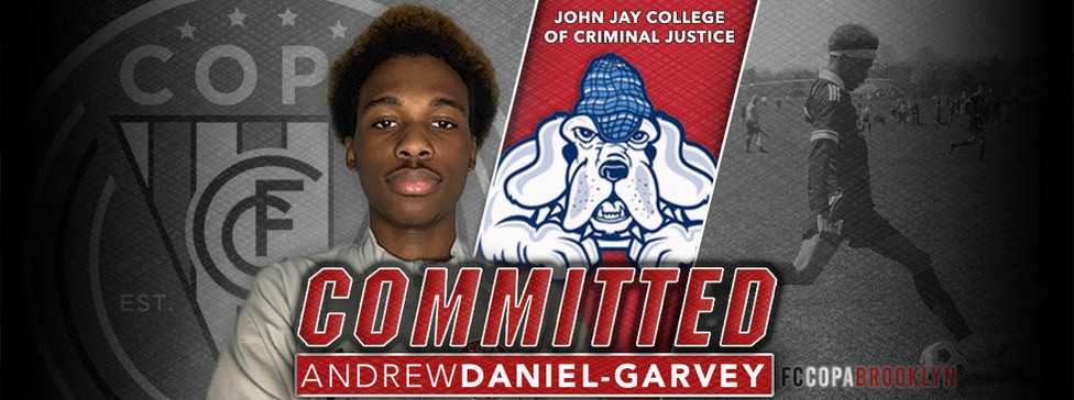 Andrew Garvey Commitment