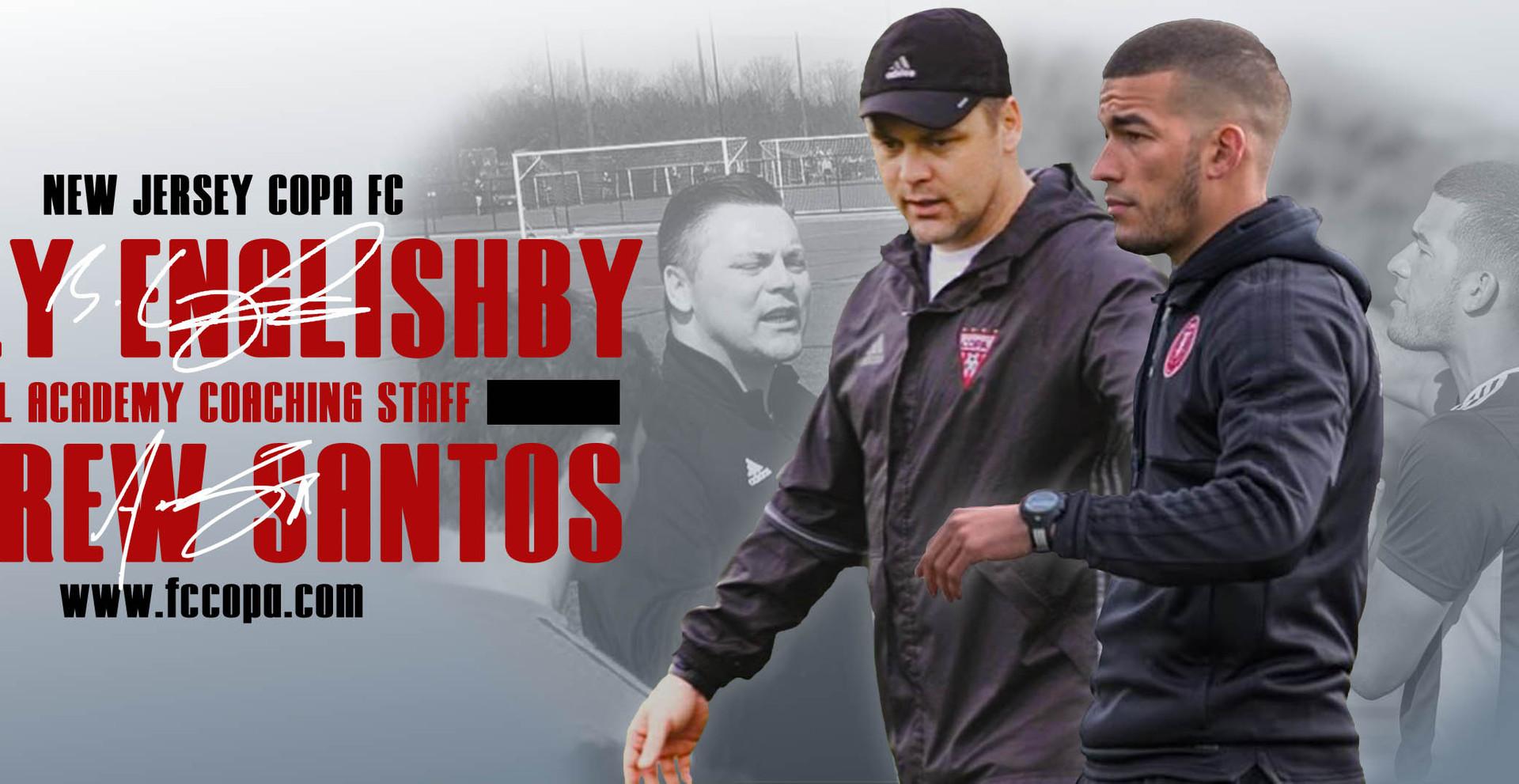 USL Staffing Announcement