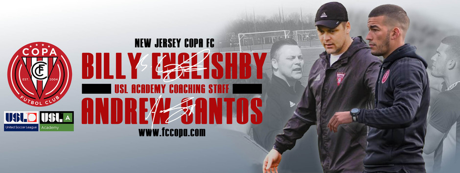 FC Copa Announces Staffing For USL Academy