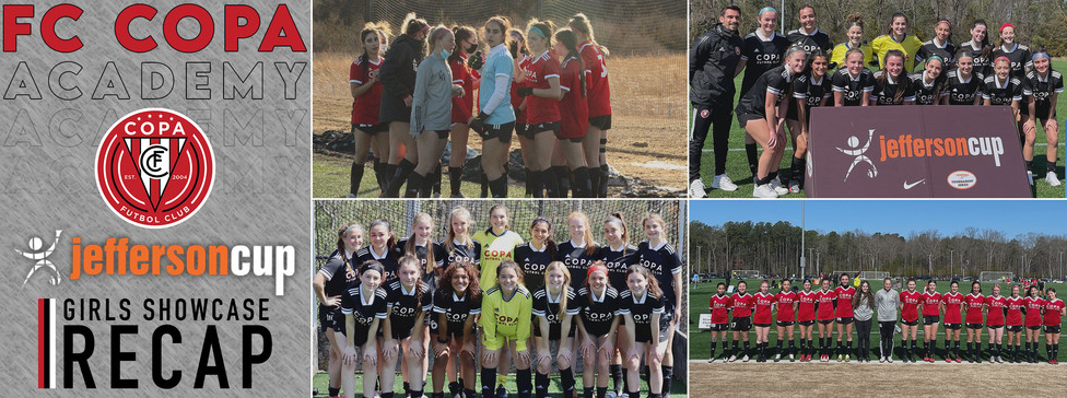 2021 Jefferson Cup Girls Showcase Recap