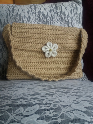 FREE Pattern! Summer Breeze Bag <Crochet-By-Q>