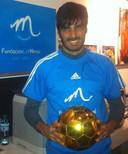 2012 Trabalhando na Fundação Messi _ Bal