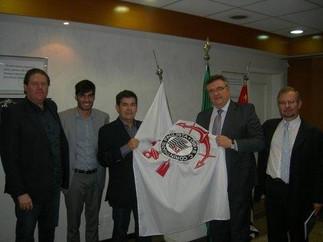 2012 Apresentando Projeto Social no Cori