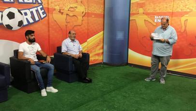 2019 Entrevista Santa Cecilia TV