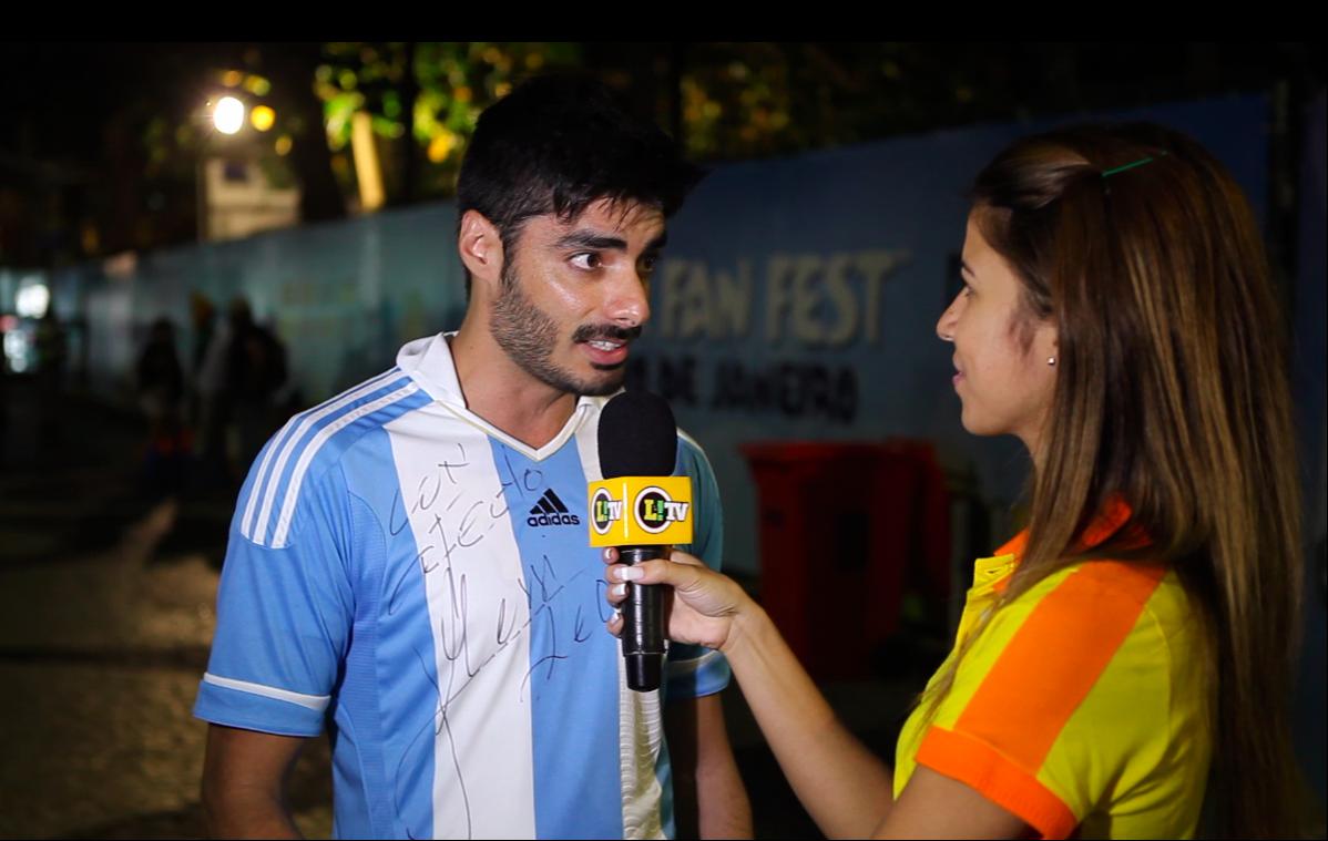 Entrevista TV Lance