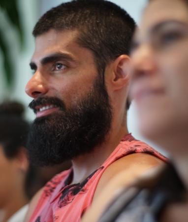 Meditando com Satyaprem