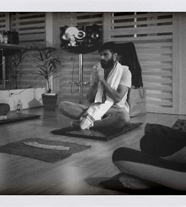 Grupo de Meditação em Santos