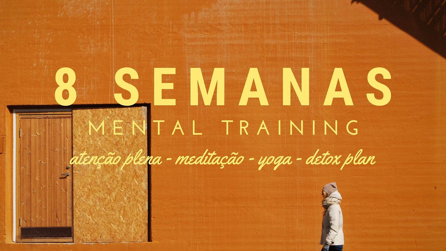 8 semanas mental training