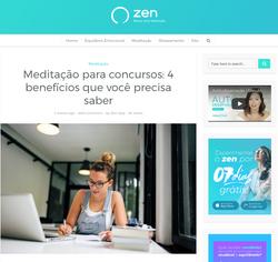 Entrevista Zen App