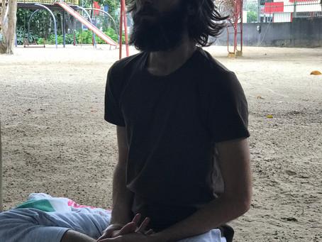 técnica de meditação (energia)