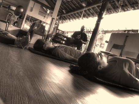 pilates, ciência e meditação
