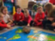 school visit workshop animal encounter exotic animals