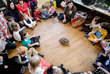 children party animal encounters