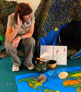 storytime adventure exotic animals workshop encounter