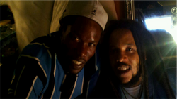 Hanging w Stephen Marley