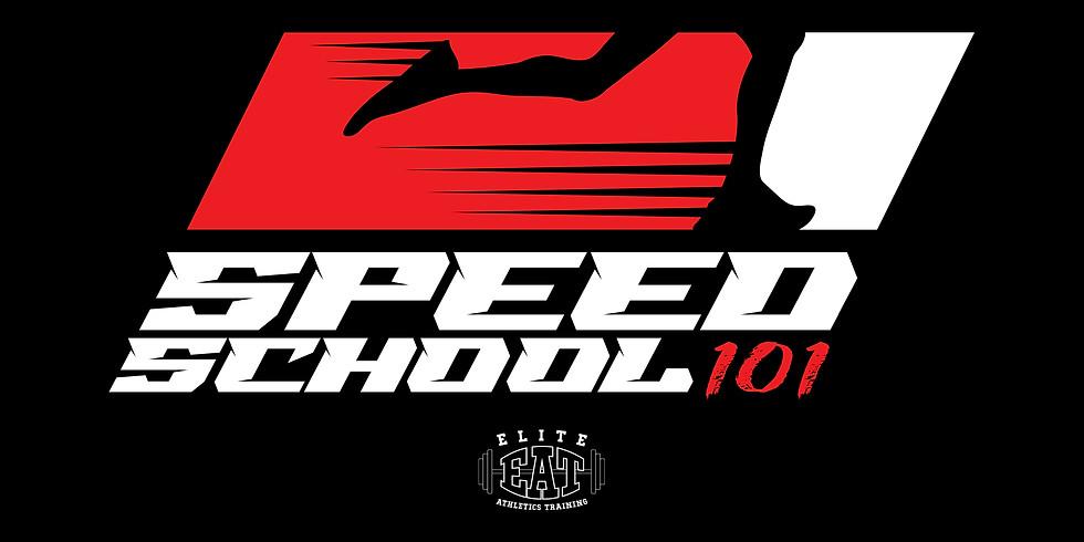 Speed School 101 | Elite Athletics Training