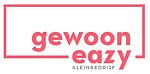 GewoonEAZY kleinbedrijf logo