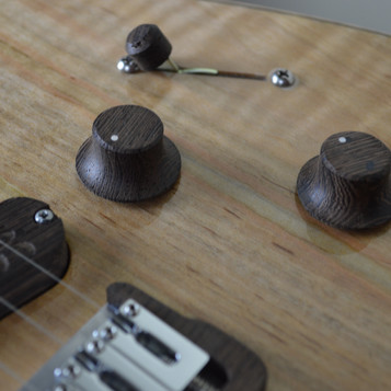 S2 Wenge knobs and position switch