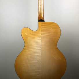 Curly Maple Body