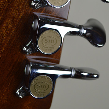 Gotoh 510 locking tuners