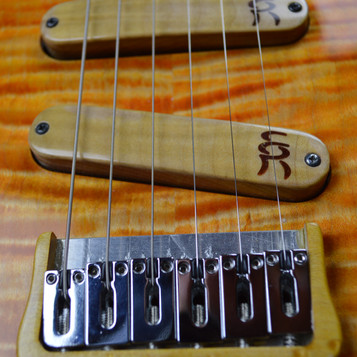 Maple pickup covers