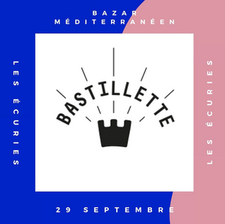 """Out of the Cave"" - bazar méditerranéen - 29/09/2019"