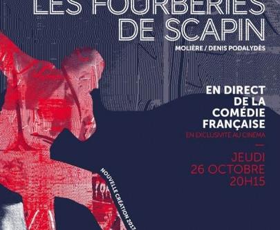 Les Fourberies de Scapin dans une mise en scène subtile de Podalydès