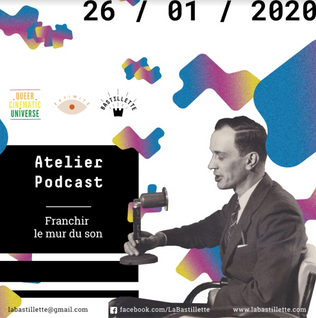 """Franchir le mur du son"" – atelier podcast – 26/01/2020"