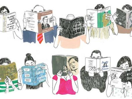 Les lectures de La Bastillette