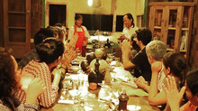 Dinner with Indonesian Ministry of Foreign Affairs