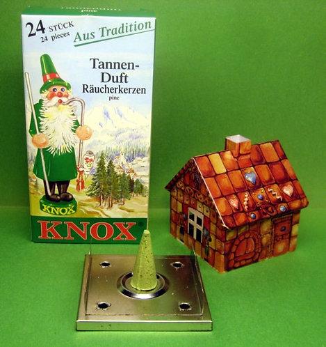#785106 - Tin Smoker Hut, Style 6
