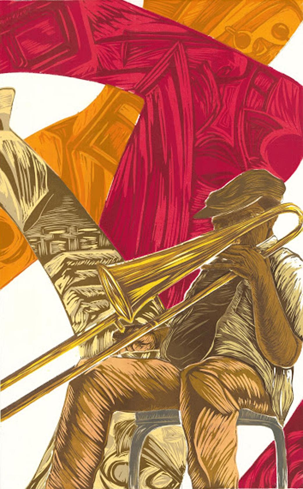 Trombone Abe (Vibin' Series)
