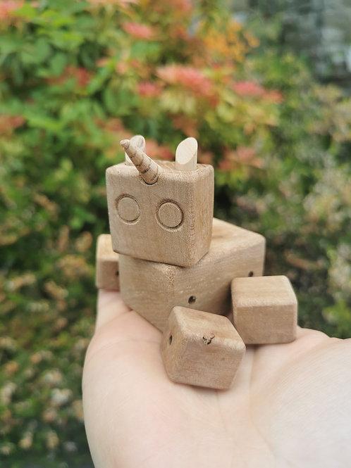 DIY Unicorn Block Bot (elm)